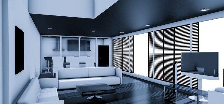 Een nieuwe en moderne look in huis