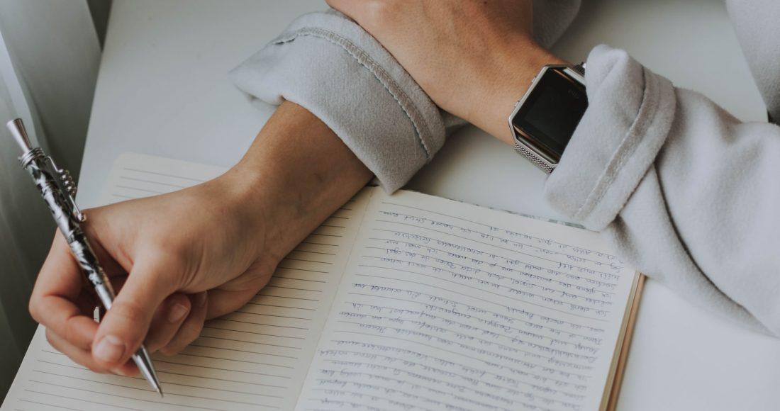 Agenda en notitieboek altijd bij de hand