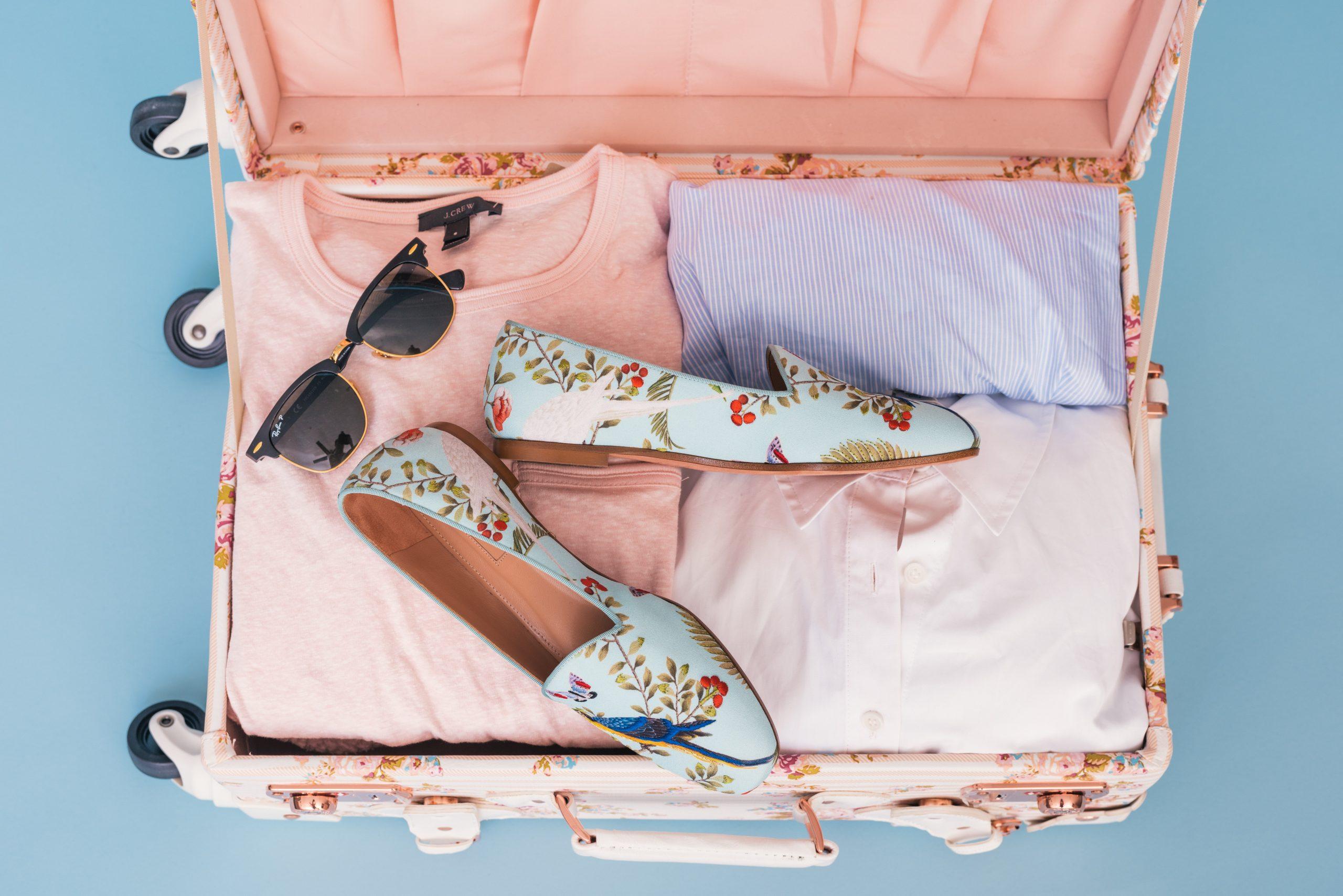 Op vakantie? Deze kledingitems moeten mee in je koffer